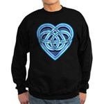 Adanvdo Heartknot Sweatshirt (dark)