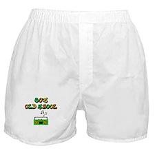 80s Old Skool Boxer Shorts