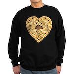 Chonoska Heartknot Sweatshirt (dark)