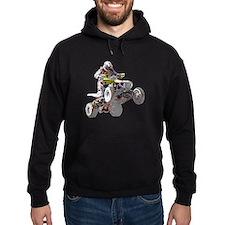 ATV Racing (color) Hoodie