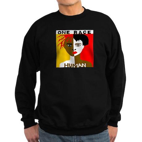 Anti-Racism Sweatshirt (dark)