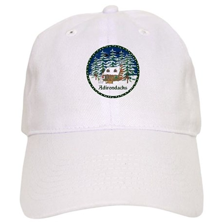 An Adirondack Christmas Cap