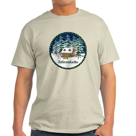 An Adirondack Christmas Light T-Shirt