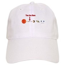 You Are Here Baseball Cap