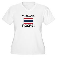 Thailand Rocks! T-Shirt