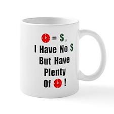 Time is Money Mug