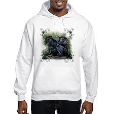 Black Jaguar Hoodie