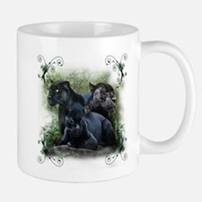Black Jaguar Mug
