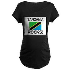 Tanzania Rocks! T-Shirt
