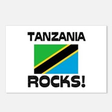 Tanzania Rocks! Postcards (Package of 8)