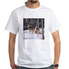 Winter Whitetail Deer Shirt