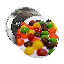 "Cute Skittles 2.25"" Button (10 pack)"
