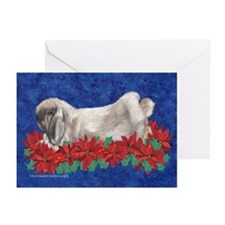 Fuzzy Lop Rabbit Holiday Greeting Cards (Pk of 20)