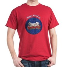 Fuzzy Lop Holiday T-Shirt