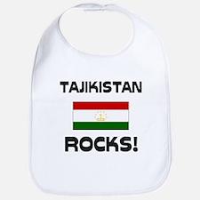 Tajikistan Rocks! Bib