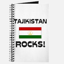 Tajikistan Rocks! Journal