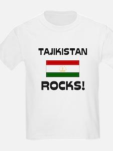 Tajikistan Rocks! T-Shirt