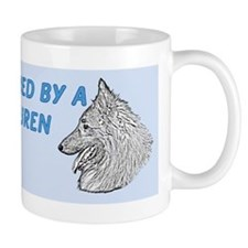 Proudly Owned Belgian Tervuren Small Mug