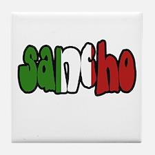 BAY AREA -- T-SHIRT Tile Coaster