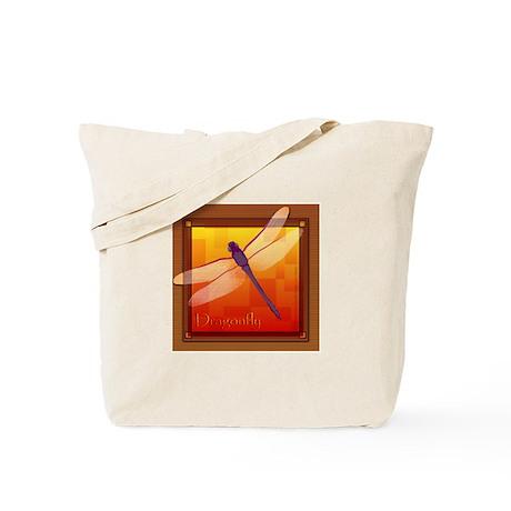 Dragonfly/Ladybug Tote Bag