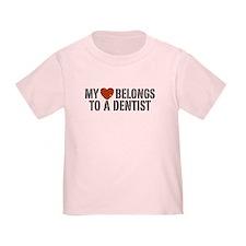 My Heart Belongs to a Dentist T