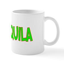 I Love-Alien Tequila Mug