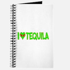 I Love-Alien Tequila Journal
