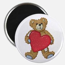 Teddy Bear Love Magnet