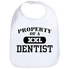 Property of a Dentist Bib