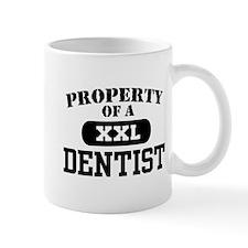 Property of a Dentist Mug