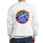 Official UFO Hunter Color Sweatshirt
