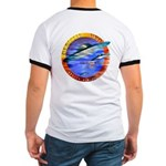 Official UFO Hunter Color Ringer T