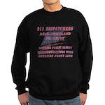 National Dispatchers Week Sweatshirt (dark)