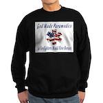 Firefighters Need Heroes Sweatshirt (dark)