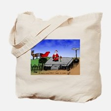 Looking for Louie Tote Bag