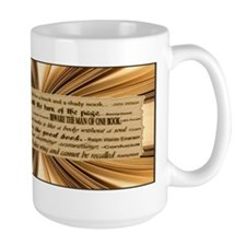 Quotes about Books Mug