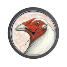 American Gamecock Wall Clock