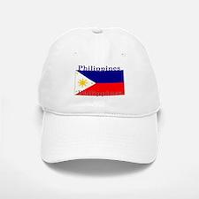 Philippines Filipino Flag Baseball Baseball Cap