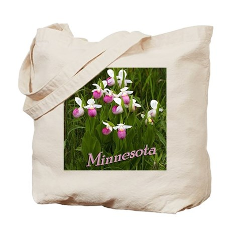 State Flower Tote Bag