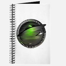 Official UFO Hunter Journal