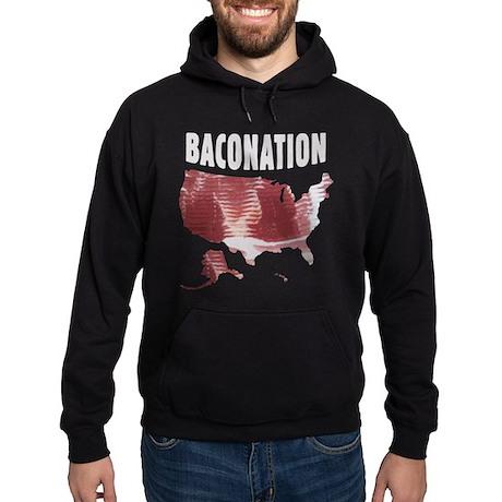 Baconation Hoodie (dark)
