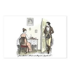 Pride & Prejudice Ch 32 Postcards (Package of 8)