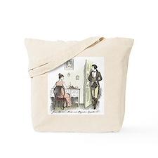 Pride & Prejudice Ch 32 Tote Bag