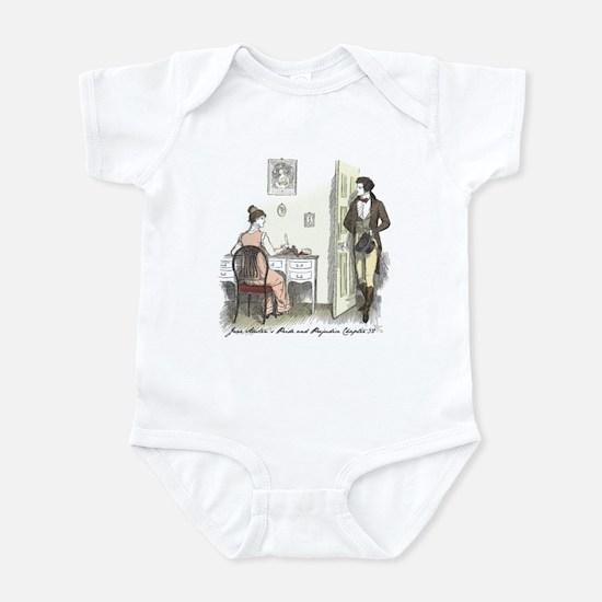 Pride & Prejudice Ch 32 Infant Bodysuit