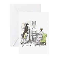 Pride & Prejudice Ch 34 Greeting Cards (Pk of 10)