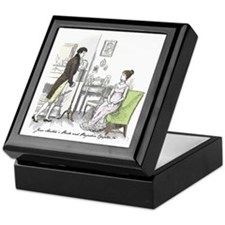Pride & Prejudice Ch 34 Keepsake Box