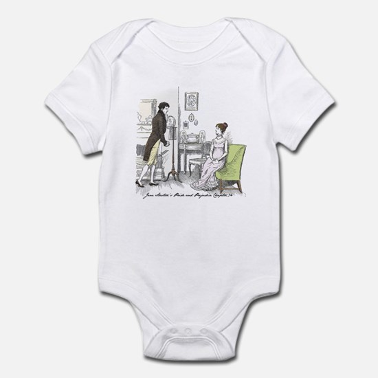 Pride & Prejudice Ch 34 Infant Bodysuit