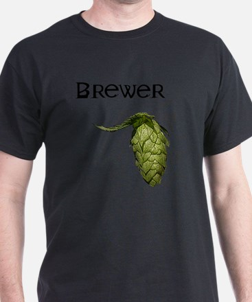 Unique Beer brewing T-Shirt