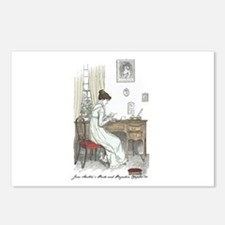 Pride & Prejudice Ch 34a Postcards (Package of 8)