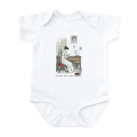 Pride & Prejudice Ch 34a Infant Bodysuit